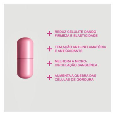 Imagem 2 do produto Rennovee Cellulisolution Nutrilatina - Suplemento Redutor da Celulite - 64 Cáps