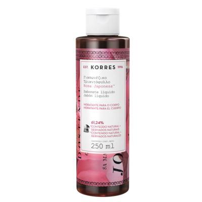 Imagem 1 do produto Rosa Japonesa Korres - Sabonete Líquido - 250ml