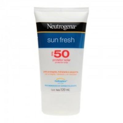 Imagem 1 do produto Protetor Solar Neutrogena Sun Fresh FPS 50 120ml
