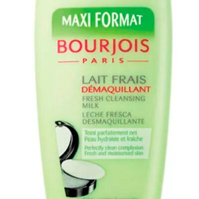 Imagem 4 do produto Lait Frais Démaquillant Bourjois - Demaquilante - 250ml