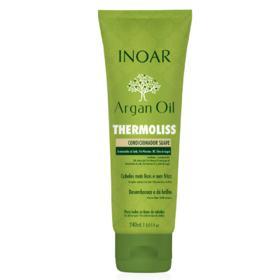 Inoar Condicionador Argan Oil Thermoliss - Condicionador Hidratante - 240ml