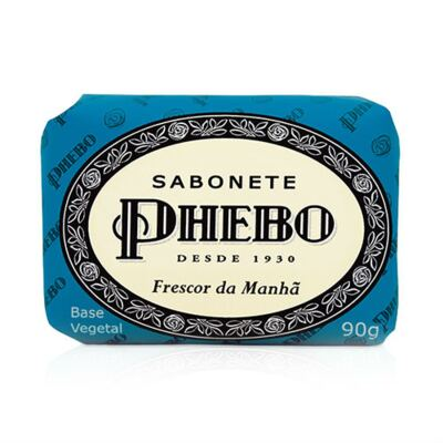 Imagem 1 do produto Sabonete Phebo Frescor da Manhã 90g