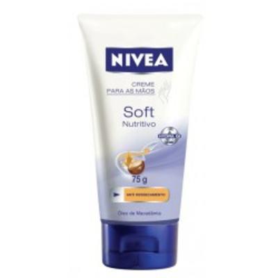 Imagem 1 do produto Creme para Mãos Nivea Hand Tratamento Nutritivo 75g