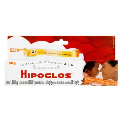 Imagem 2 do produto Pomada Hipoglós Tradicional 90g