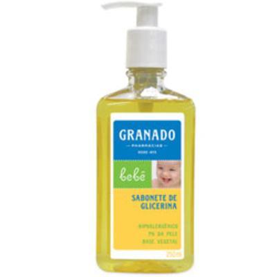 Imagem 1 do produto Sabonete Liquido Glicerinado Granado - Tradicional | 250ml