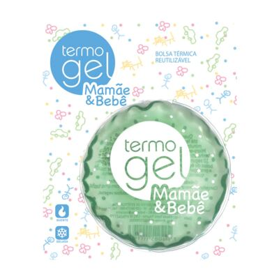 Imagem 1 do produto Bolsa Térmica Termogel Mamãe & Bebê