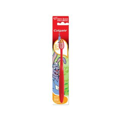 Imagem 1 do produto Escova Dental Infantil Colgate Dr. Dentuço 2+