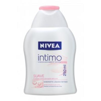 Sabonete Líquido Nivea Íntimo Natural Suave 250ml