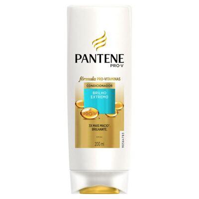 Imagem 1 do produto Condicionador Pantene Brilho Extremo 200ml