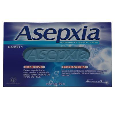Sabonete Esfoliante Asepxia - 90g