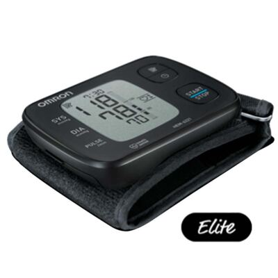 Imagem 3 do produto Monitor de Pressão Arterial Omron Elite Automático de Pulso