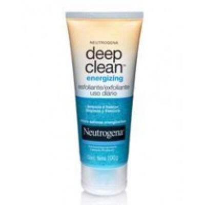 Energizing Neutrogena Deep Clean 100g