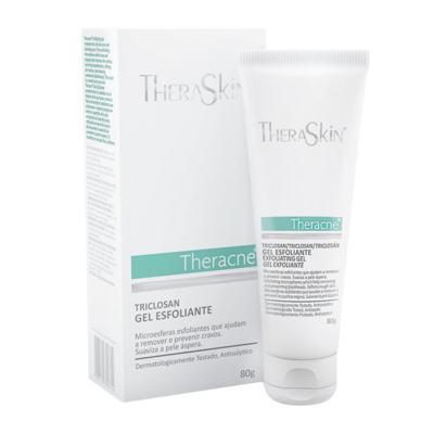 Gel Esfoliante TheraSkin Theracne - 80g -