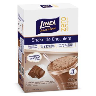 Imagem 1 do produto Shake Linea Chocolate 400g