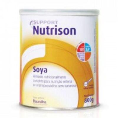 Imagem 1 do produto Suplemento Alimentar Danone Nutrison Soya Sabor Baunilha 800g