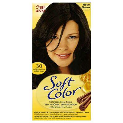 Imagem 1 do produto Tintura Soft Color Castanho Escuro 30