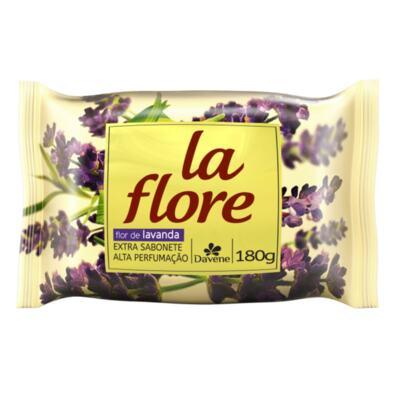 Imagem 1 do produto Sabonete La Flore Davene Flor de Lavanda 180g