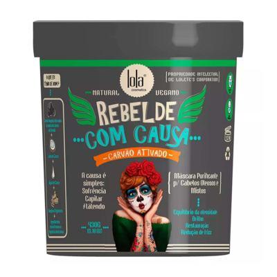 Imagem 4 do produto Lola Cosmetics Rebelde Com Causa - Máscara Purificante - 430g