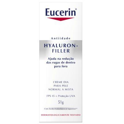 Imagem 3 do produto Creme Anti-idade Facial Eucerin Hyaluron-Filler Dia FPS 15 51g