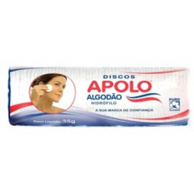 Algodão Apolo Disco 35g