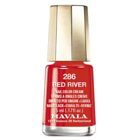 Esmalte Mavala Mini Color's - Color Inspiration - Red River