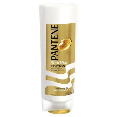 Imagem 2 do produto Condicionador Pantene Summer Edition Restauração 200ml