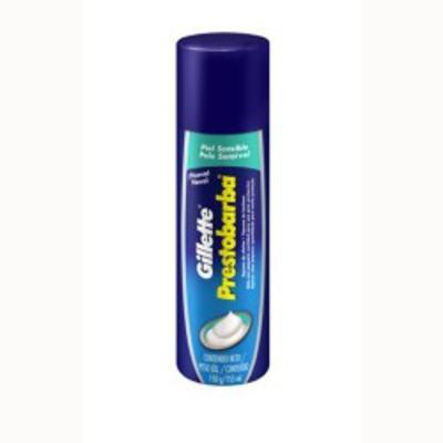 Imagem 1 do produto Espuma de Barbear Gillette Prestobarba Pele Sensível 175g