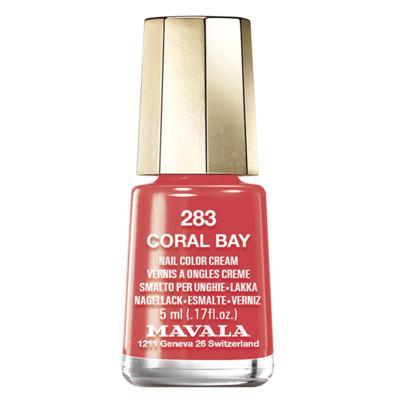 Esmalte Mavala Mini Color's - Color Inspiration - Coral Bay