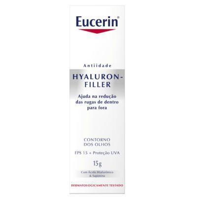 Imagem 3 do produto Creme Anti-idade Olhos Eucerin Hyaluron-Filler Eyes 15g