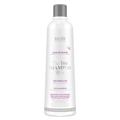 Imagem 1 do produto Richée Professional The True Liso Absoluto - Shampoo - 1L
