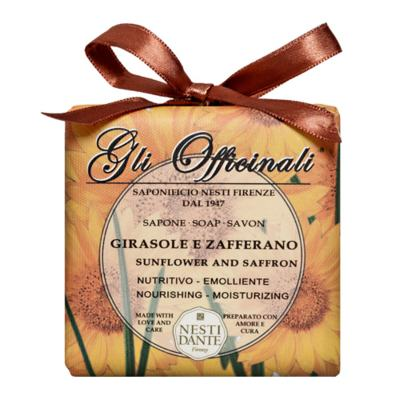 Gli Officinali Girassol com Açafrão Nesti Dante - Sabonete Perfumado em Barra - 200g
