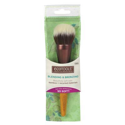 Imagem 1 do produto Blending & Bronzing Ecotools - Pincel para Blush - 1 Un