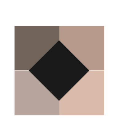 Imagem 2 do produto Paleta de Sombras Inoar Make - Night Angels 2 - 1 Un