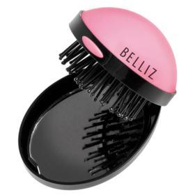Pop Up Brush Belliz - Mini Escova de Cabelos - 1 Un