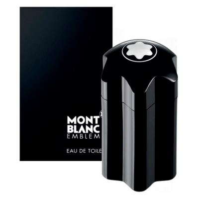 Imagem 2 do produto Emblem MontBlanc - Perfume Masculino - Eau de Toilette - 100ml
