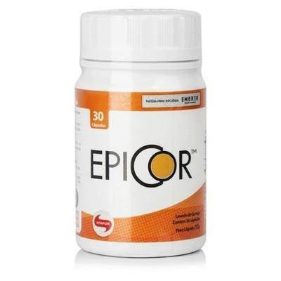 Imagem 1 do produto Epicor 30 Cápsulas - Vitafor