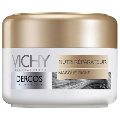 Dercos Máscara Vichy - Máscara Reparadora Capilar - 200ml