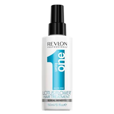 Revlon Uniq One All In One Lotus Flower Hair Treatment - Leave-In - 150ml