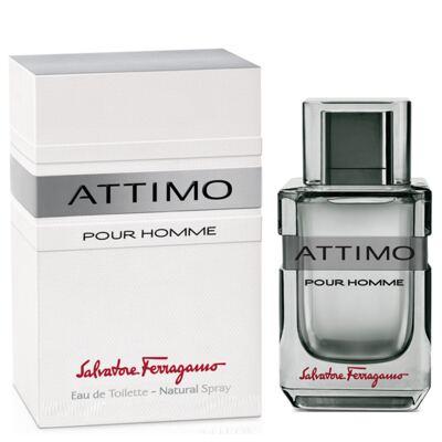 Imagem 2 do produto Attimo Pour Homme Salvatore Ferragamo - Perfume Masculino - Eau de Toilette - 40ml