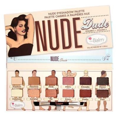 Imagem 3 do produto Nude Dude The Balm - Paleta de Sombras - Estojo