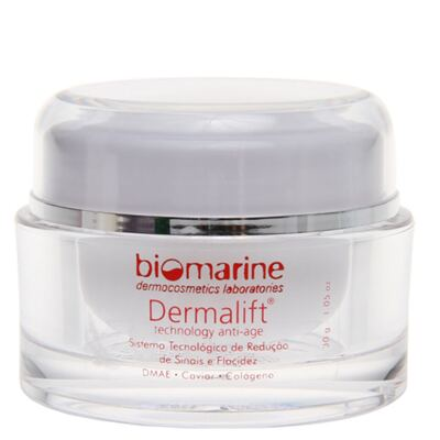 Dermalift Max Biomarine - Rejuvenescedor Facial - 30g