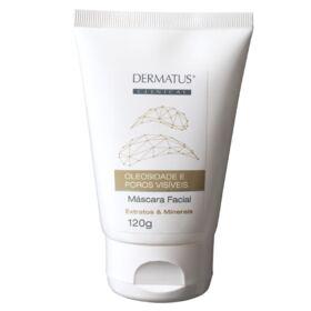 Máscara Facial Dermatus Oleosidades e Poros Visíveis - 120g