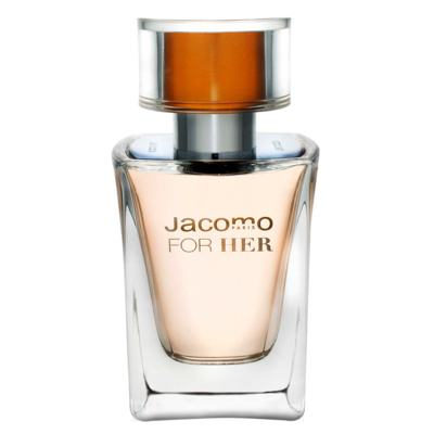 Jacomo For Her Jacomo - Perfume Feminino - Eau de Parfum - 50ml