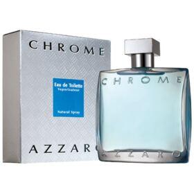 Azzaro Chrome Azzaro - Perfume Masculino - Eau de Toilette - 100ml