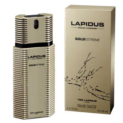 Imagem 2 do produto Lapidus TLH Gold Extreme Ted Lapidus - Perfume Masculino - Eau de Toilette - 100ml