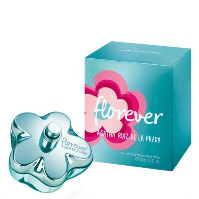 Imagem 2 do produto Florever Agatha Ruiz de la Prada - Perfume Feminino - Eau de Toilette - 80ml