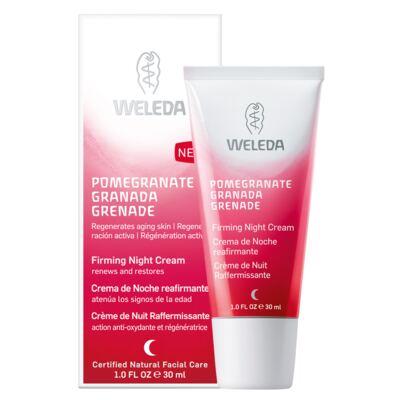 Imagem 2 do produto Creme Firmador de Romã para a Noite Weleda - Creme Facial - 30ml