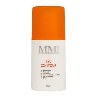 Imagem 1 do produto Vitamin C 5% Lotion Eye Contour M&M - Rejuvenescedor para o Contorno dos Olhos - 30ml