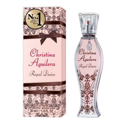 Royal Desire - Edição Limitada Christina Aguilera - Perfume Feminino - Eau de Parfum - 30ml