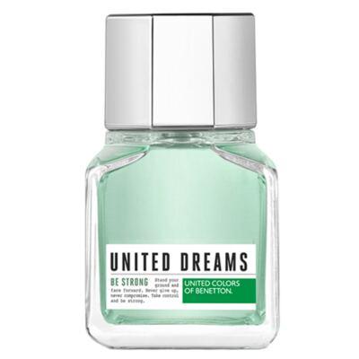 United Dreams Be Strong Benetton - Perfume Masculino - Eau de Toilette - 60ml